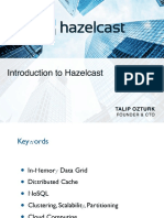 Introduction to Hazelcast