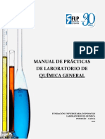 Manual de Practicas de Laboratorio de Qu