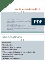 Características de Los Incoterms 2010
