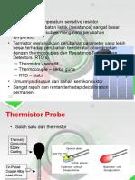 Thermistor Rtd Lm35