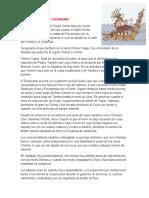 Paracas Chavin Huanuco Chimu