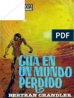 Cita en Un Mundo Perdido - A. Bertram Chandler