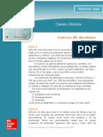 Caso clínico - Ascariasis