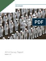 2014 Navy Retention Study Report - Final