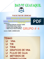 VNA, TIR, M. Depreciación, Flujo de Caja y Efectivo.pdf