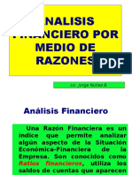 Analisis Financiero Por Medio de Razones (1)