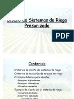 3Curso Riego - Diseño.ppt