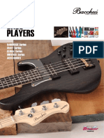 2013 Bacchus Bass Catalog