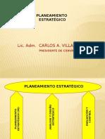 Planeamiento Estrategico CV 26
