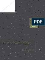 Art as Servant Portfolio Presentation