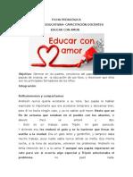 Educar Con Amor