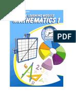 DLM 1 – Unit 4 Rational Algebraic Expressions