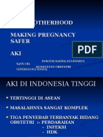 Kuliah 6 Safe Motherhood