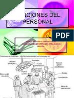 2. Funciones Personal Cx