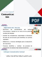 PPT 1 Enfoque y Matrices Rutas CONSTRUCCION