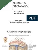 Meningitis Tb