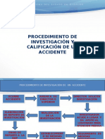 Procedimiento de Investigacion y Calificacion de Un Accidente de Trabajo (1)