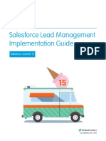 Salesforce Lead Implementation