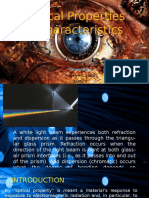 Optical Properties & Characteristics