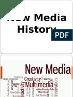 New Media History Report