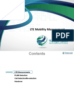 07- LTE Mobility Management