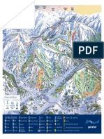 Perisher Mountain Trail Map