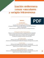 Actualizacion Enfermera en Accesos Vasculares y Terapia Intravenosa