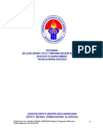 Pedoman Seleksi Ragunan 2013