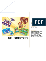 SSNS - BP Industries Report