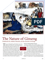 The Nature of Ginseng by Subhuti Dharmananda PhD