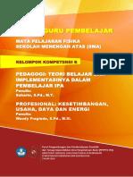 MODUL 2 GURU FISIKA PEMBELAJAR (kk-b_fisika )
