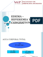 Clase 3 - Edema Hiperemia y Congestion