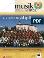 Blasmusik in Tirol 01 2005