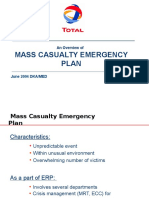 Mass Casualty