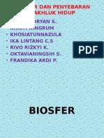 Biosfer Dan Penyebaran Mh