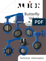 albion Butterfly Valve