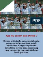 Senam Anti Stroke