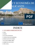 Turismo y Economía de Alicante