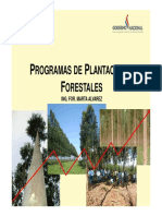 Presentacion del INFONA en Agroshow Copronar