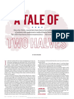 A Tale of Two Halves