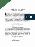 Gentili… - 2005 - Archiloco Fr. 196A 17 West