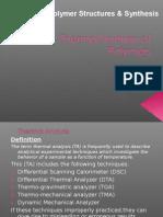 Lectur Thermal Analysis- Fundamentals of Analysis