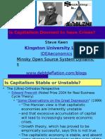 Capitalism  Crises