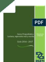 Manual de LEOyE - Docente_ Dgeti 2016