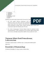 Manifestasi Dan Klasifikasi DIC