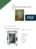 Sistem Kendali Otomatis Pada Dispenser