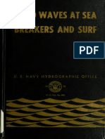 Wind Waves at Sea Breakers and Surf - US Navy