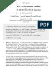 United States v. William F. Rickenbacker, 309 F.2d 462, 2d Cir. (1963)