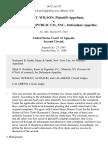 Harold T. Wilson v. Fairchild Republic Co., Inc., 143 F.3d 733, 2d Cir. (1998)