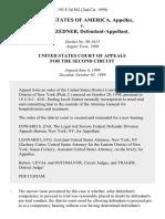 United States v. Jacob Zedner, 193 F.3d 562, 2d Cir. (1999)